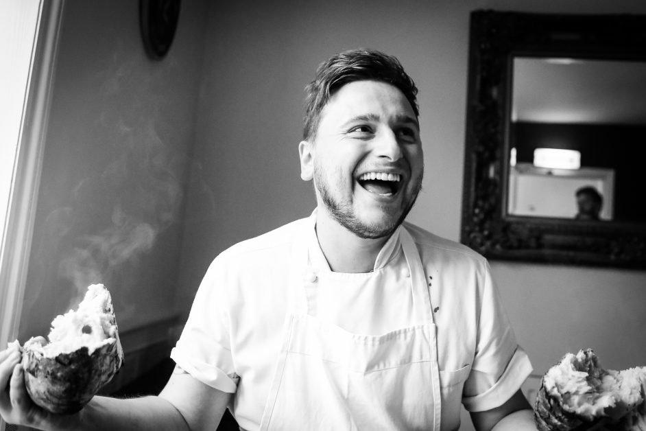 Chef Josh Overington