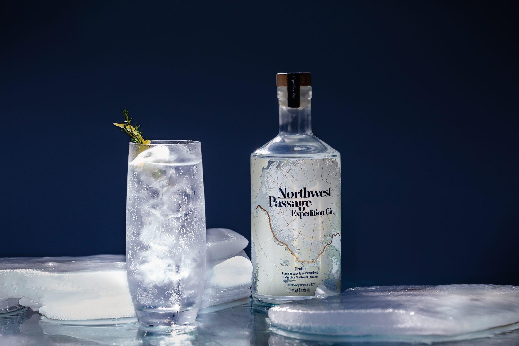 Northwest Passage Expedition Gin new British gin brands