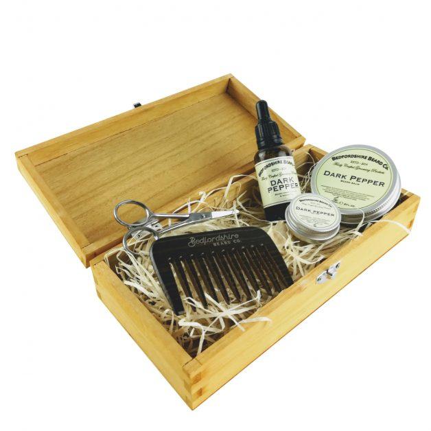 Beard grooming set gifts for men