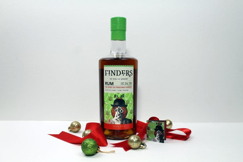 Finders Spirit of Christmas Pudding Rum