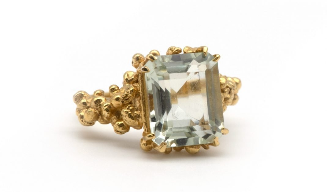 Dainty London The Giselle Ring Christmas presents for her 2020