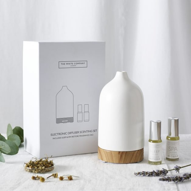 The White Company Diffuser and oil gift set