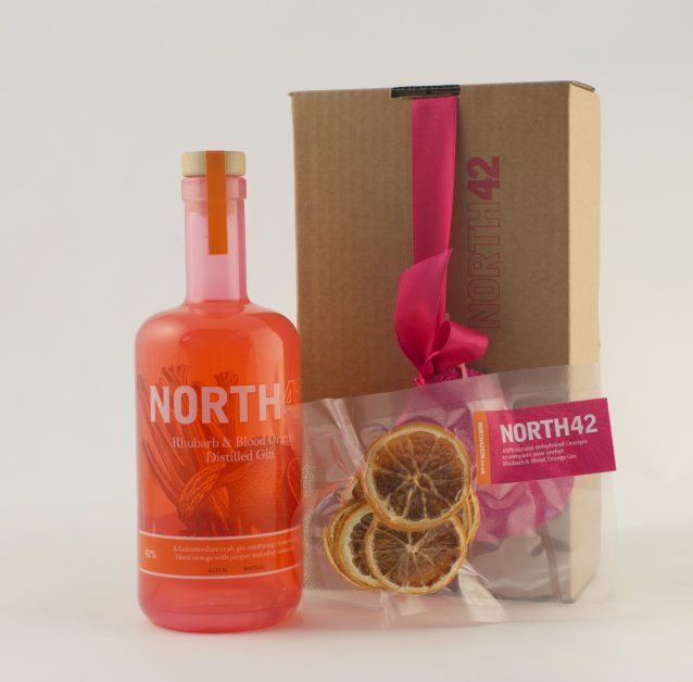 North 42 Gin Perfection Personified Home Gin Kit