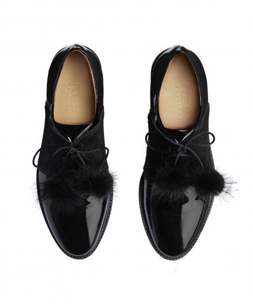 Rogue Matilda shoes Pomme noir