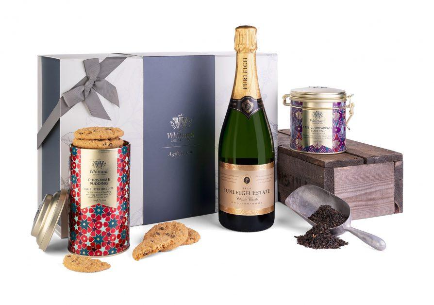 Whittard Christmas Afternoon Tea Gift Box