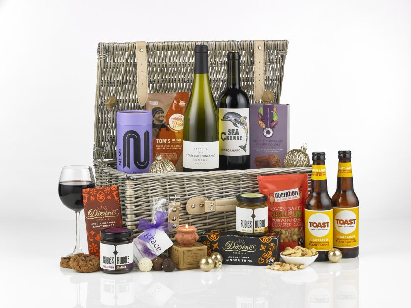 Best Christmas hampers 2020 - The Red Prince by Social Supermarket