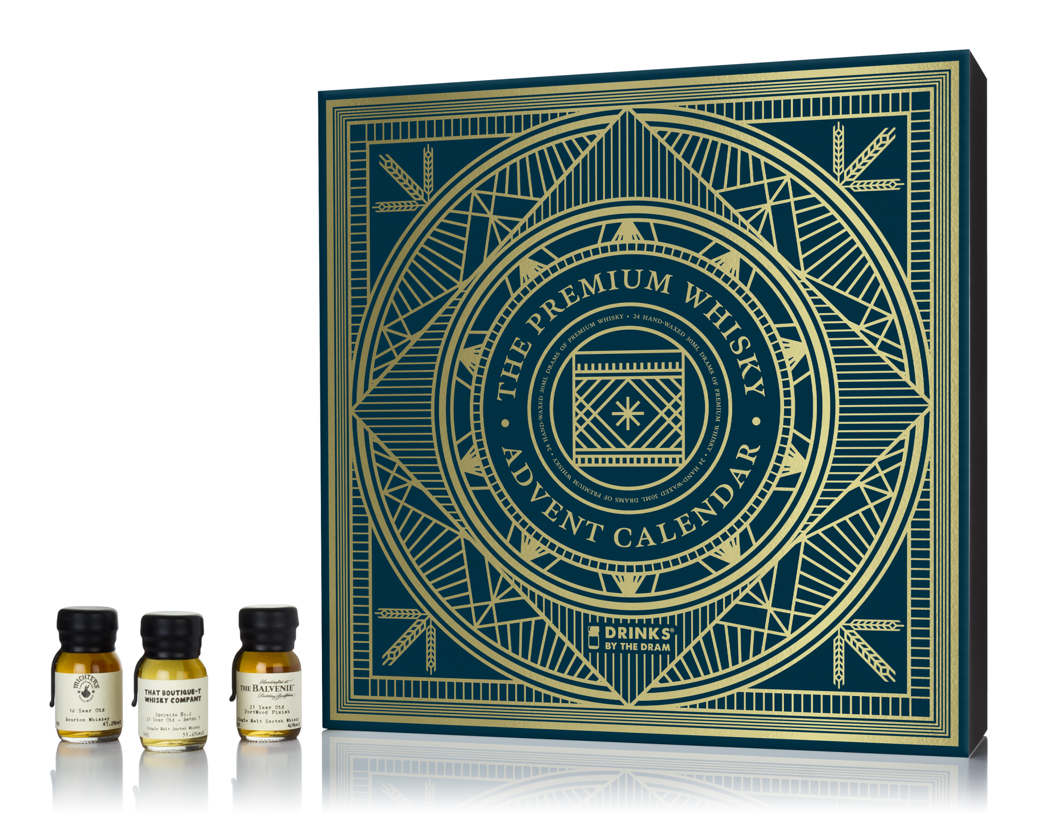 The Premium Whisky Advent Calendar
