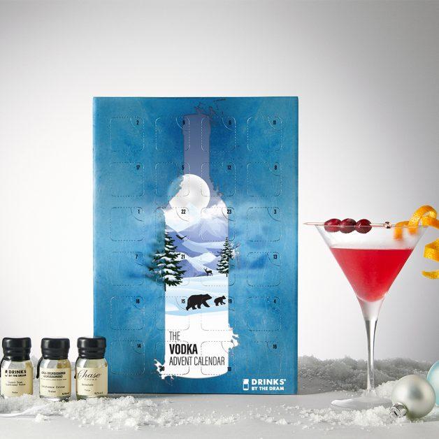 Drinks By The Dram The Vodka Explorer Advent Calendar