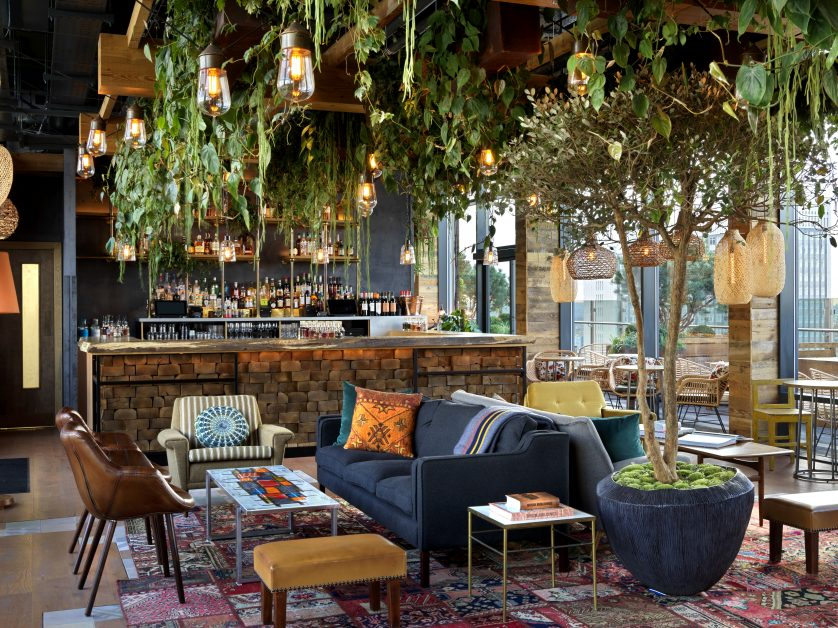 Travel trends 2021 Treehouse Hotel London