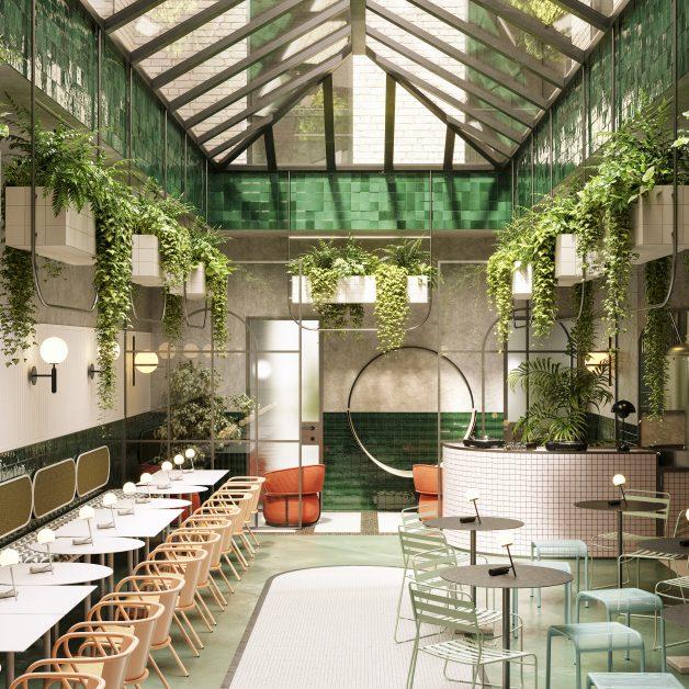 New hotel opening Locke Dalston
