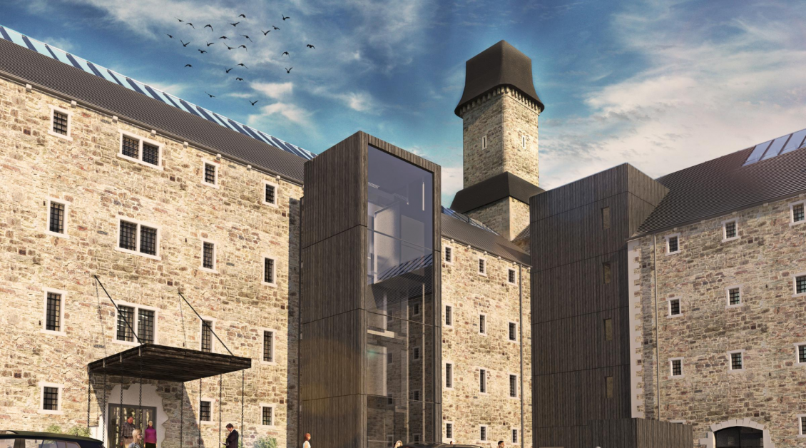 New hotel openings 2021 Bodmin Jail Hotel