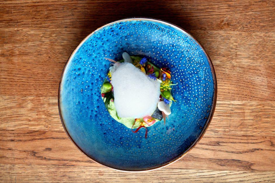 New restaurant 2021 MARU London