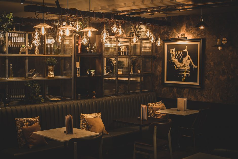 New restaurants Six by Nico London