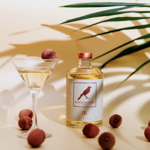 Non-alcoholic drinks dry January Mockingbird Spirit