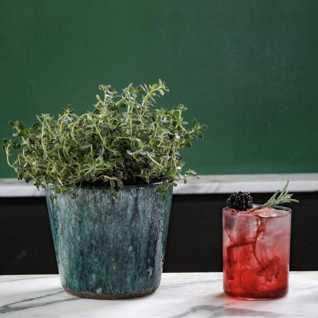 The Botanist Gin Bramble cocktail