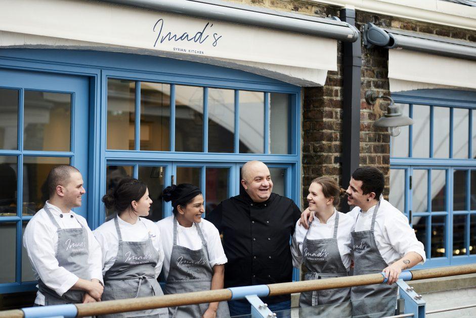 New restaurants Imad's Syrian Kitchen