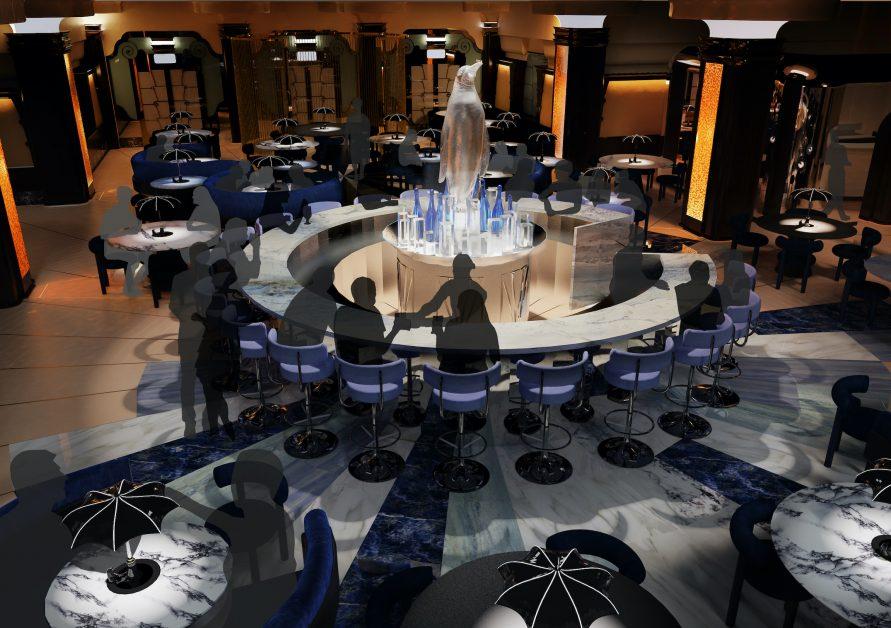 New restaurant Park Row London
