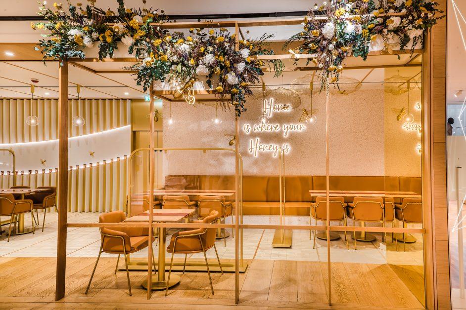 Selfridges Hive Cafe