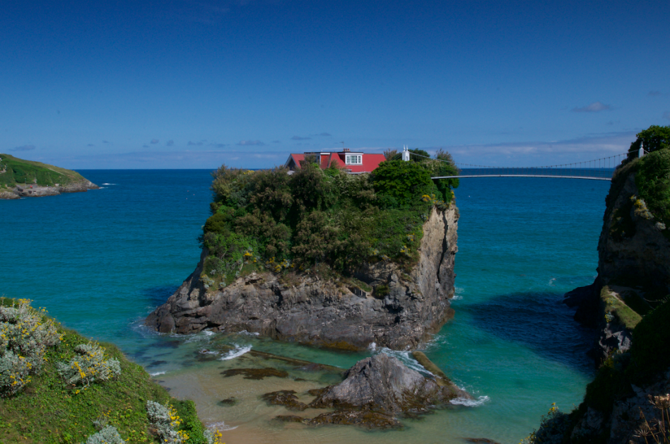 The Island holiday home Cornwall
