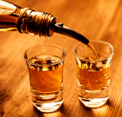 Bottle Pourer for home bar