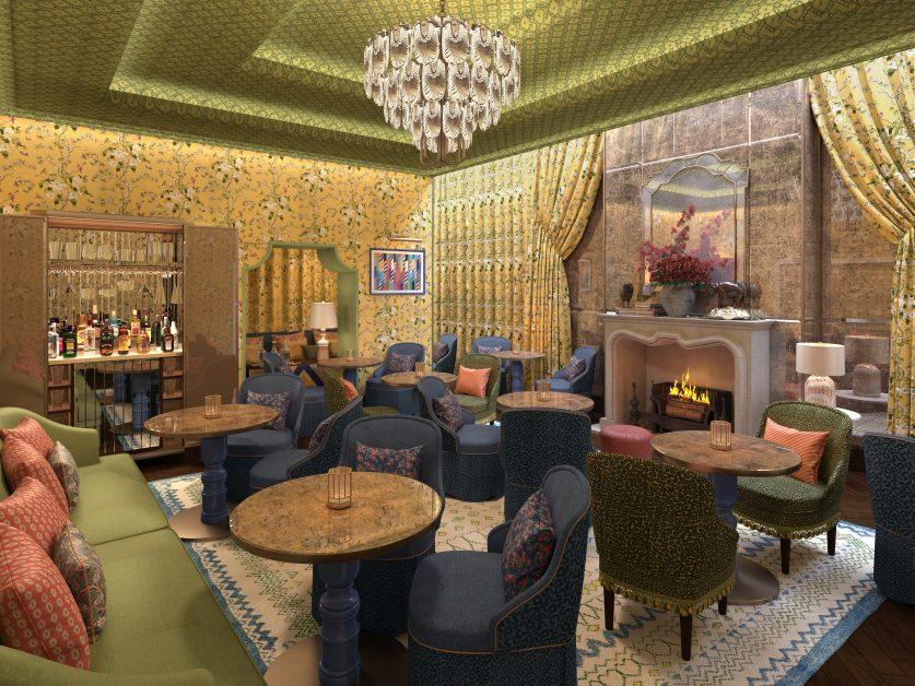 New hotel opening 2021 The Broadwick Soho