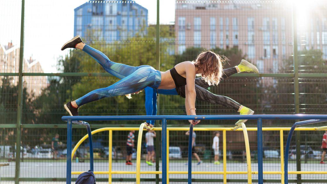Fitness trends 2021 - calisthenics