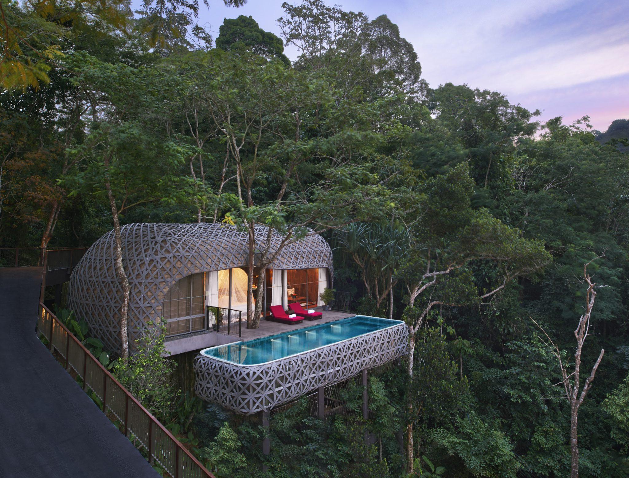 Bucket list trips - Birds Nest Pool Villa Phuket, Thailand