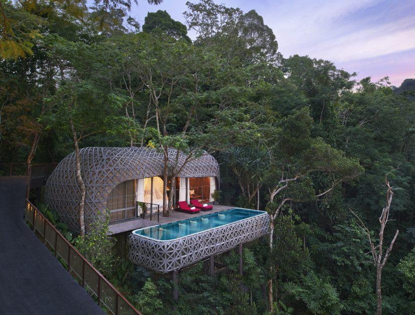 Bucketlist travel - Birds Nest Pool Villa Phuket, Thailand
