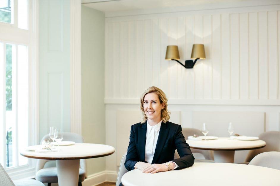 Michelin star winners chef Clare Smyth