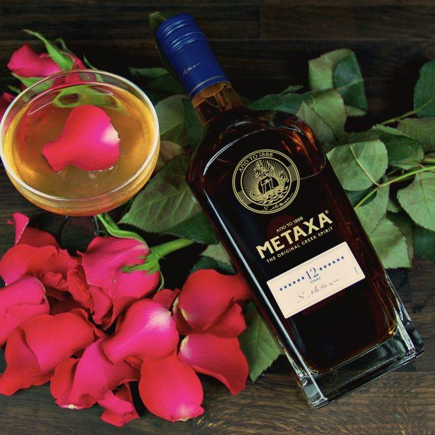 Valentine's cocktails ideas breakfast in bed cocktail