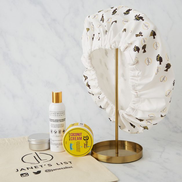 self-care washday therapy set