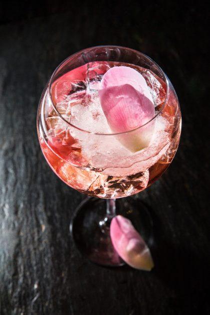 Valentine's cocktails