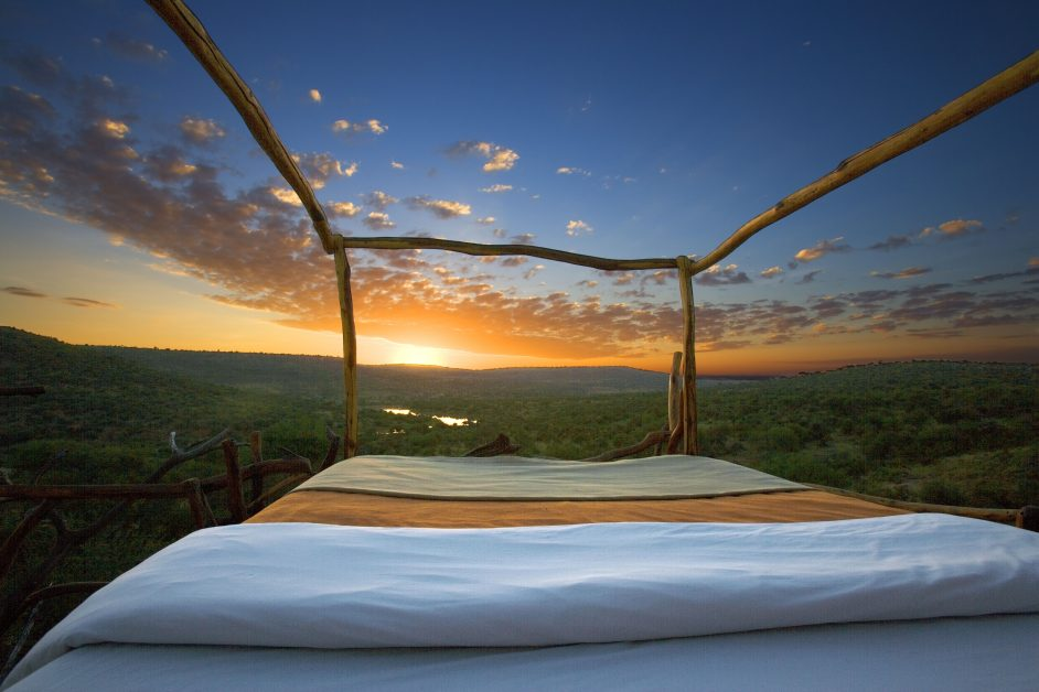 Kenya star bed bucketlist travel