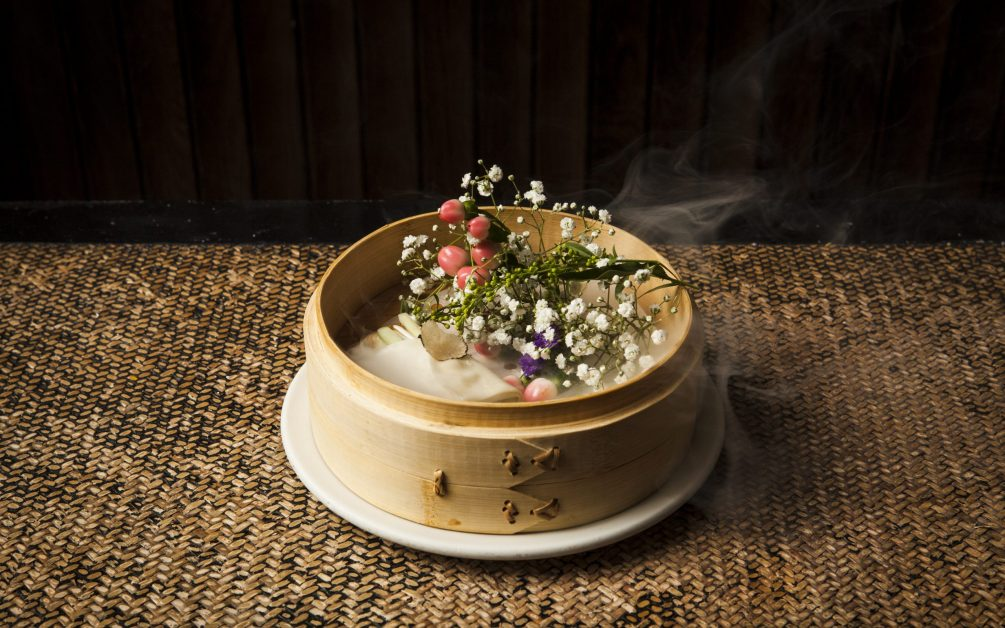 A. Wong restaurant wins two Michelin stars