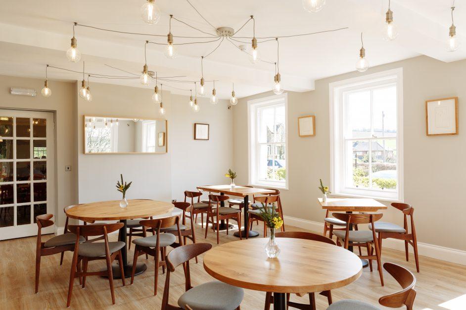 Hjem restaurant in Northumberland