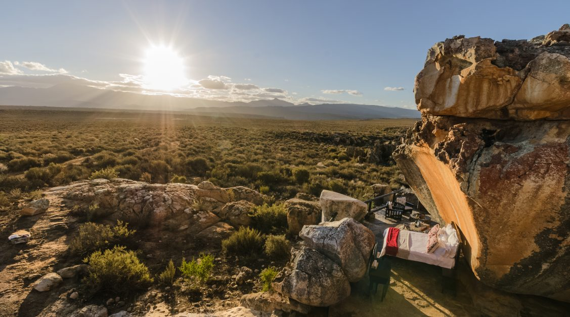 Bucketlist travel South Africa cave hotel Kagga Kamma