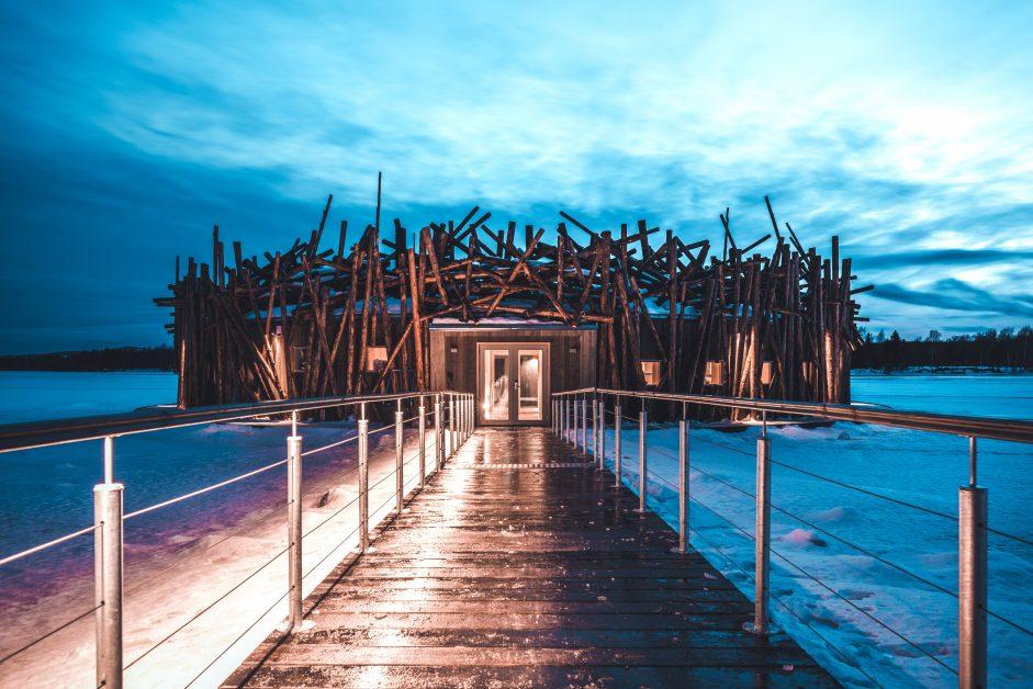 Arctic Bath Sweden bucketlist travel