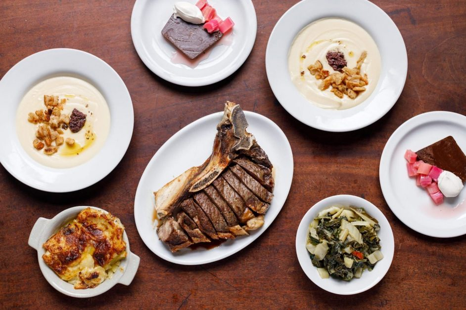 Valentine's meal kits Date Night by Andrew Edmunds