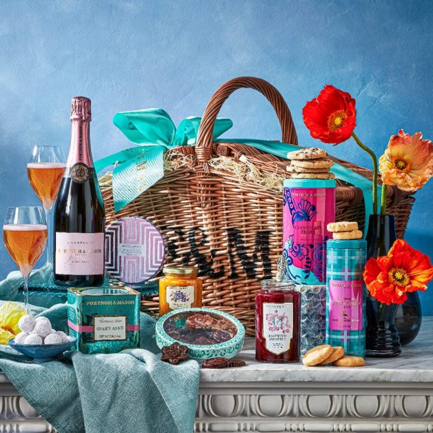 The Fit For Your Queen Hamper Fortnum Mason