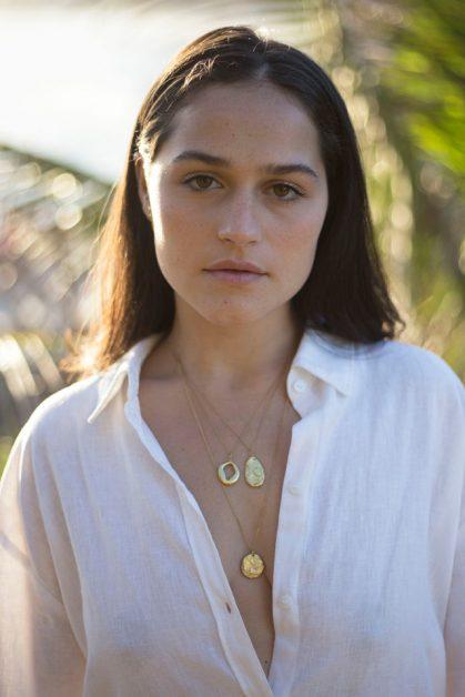 Carolina de Barros Gaia Necklace