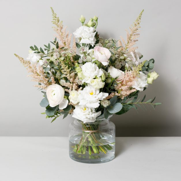 Valentine's flowers from Floom