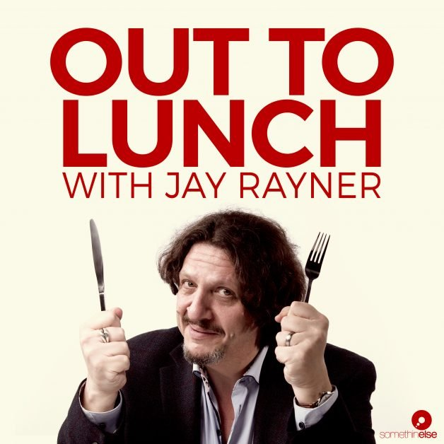Best food podcasts Out To Lunch With Jay Rayner