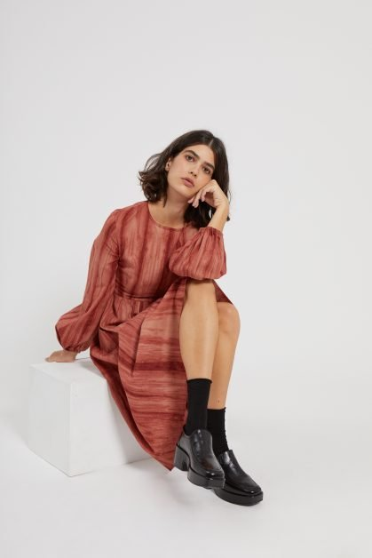 slow fashion Kind Studio dress