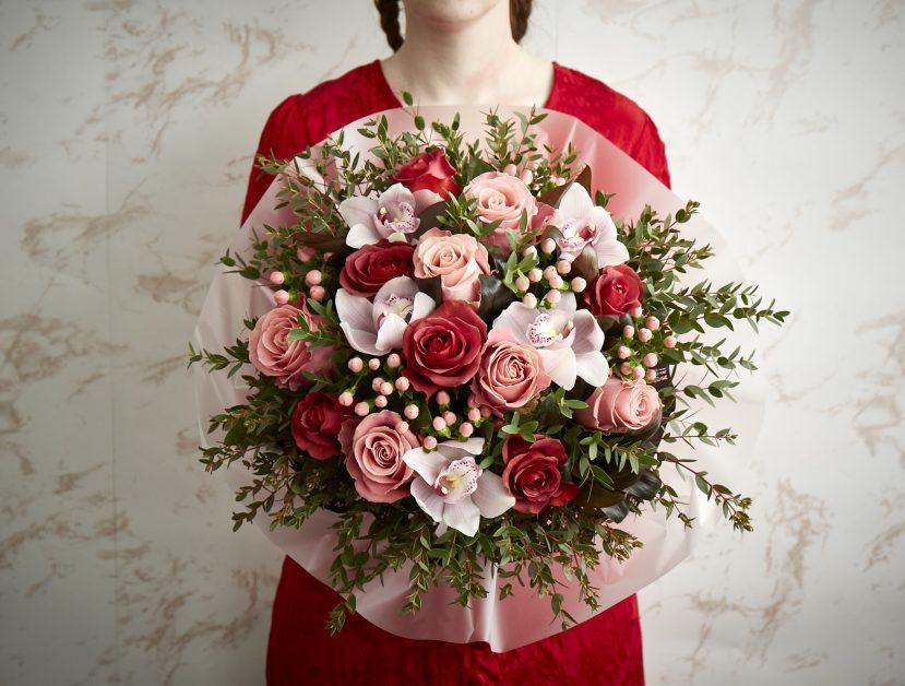 Jane Packer flowers Valentine's Day