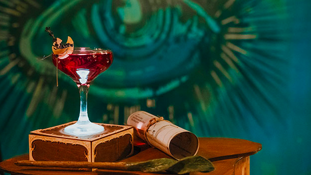 boozy gifts immersive cocktail experience