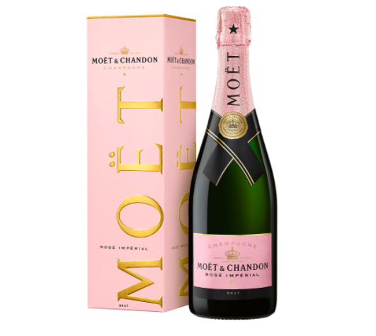 Moet Chandon Rose Imperial Champagne