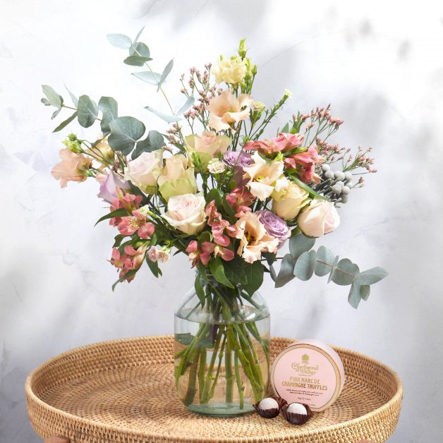 Valentine's flowers Bloom and Wild