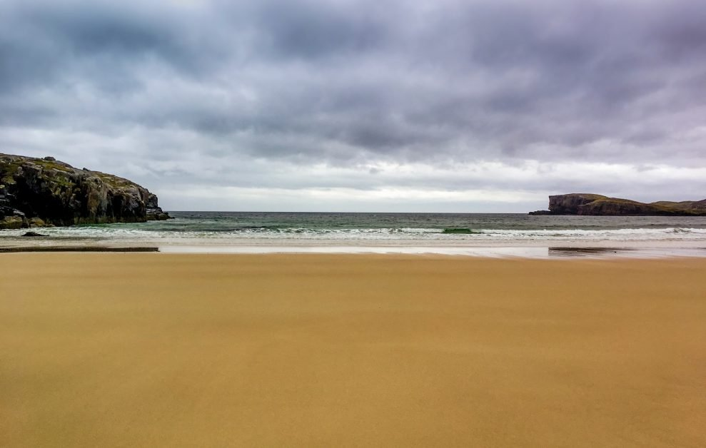 Oldshoremore beach Sutherland, Scotland