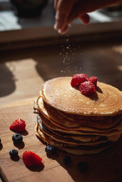 Sugar pancake recipe UK