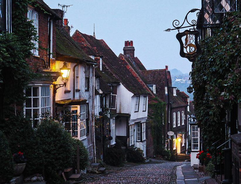 Prettiest villages UK Rye, East Sussex